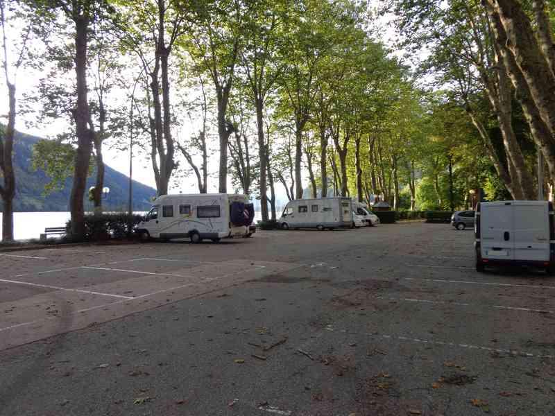 Aire Camping Car Nantua