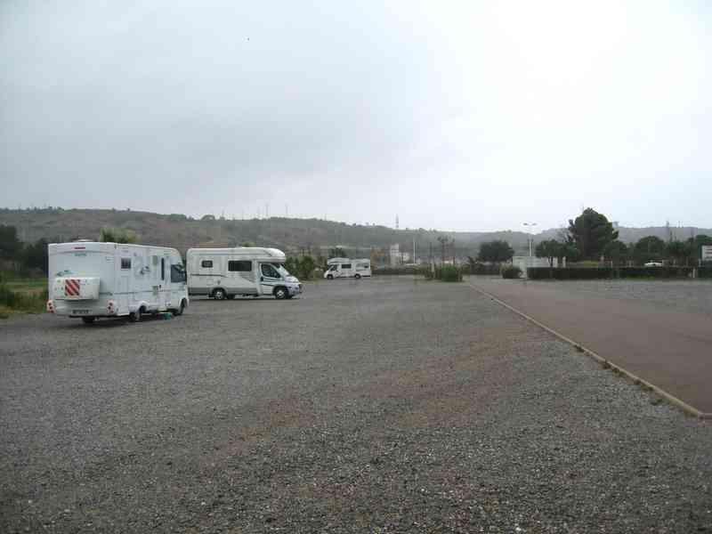 11 port la nouvelle photos aires service camping - Aire de stationnement camping car port la nouvelle ...