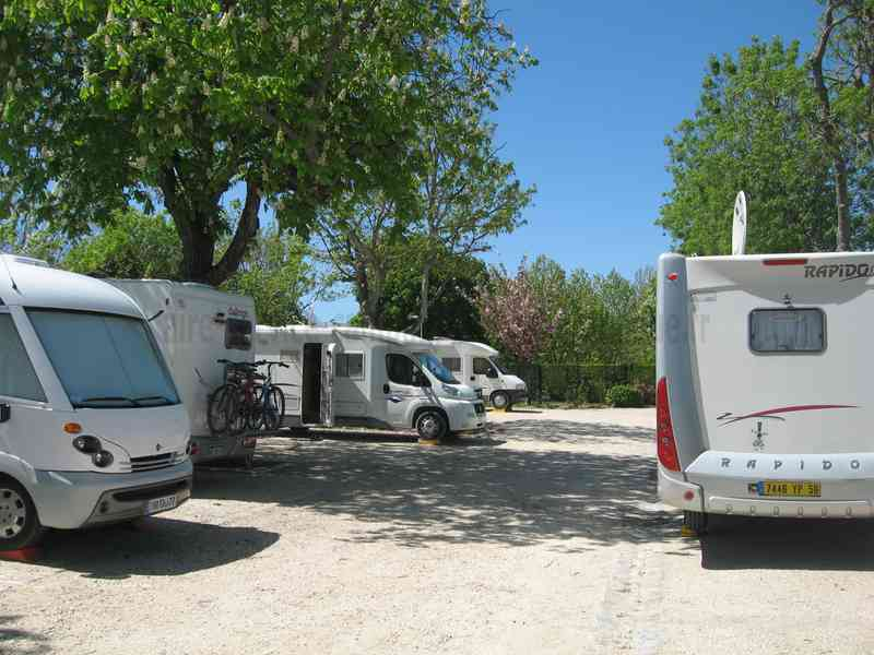 Stationnement Camping Car Ile De Re