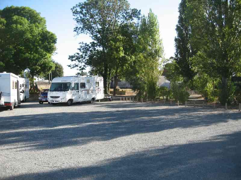 Camping Car Tonnay Charente