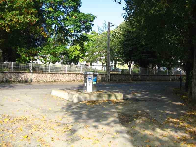 Parking Camping Car Paimpol