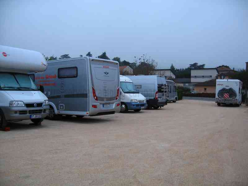 Aire Camping Car  Beausemblant