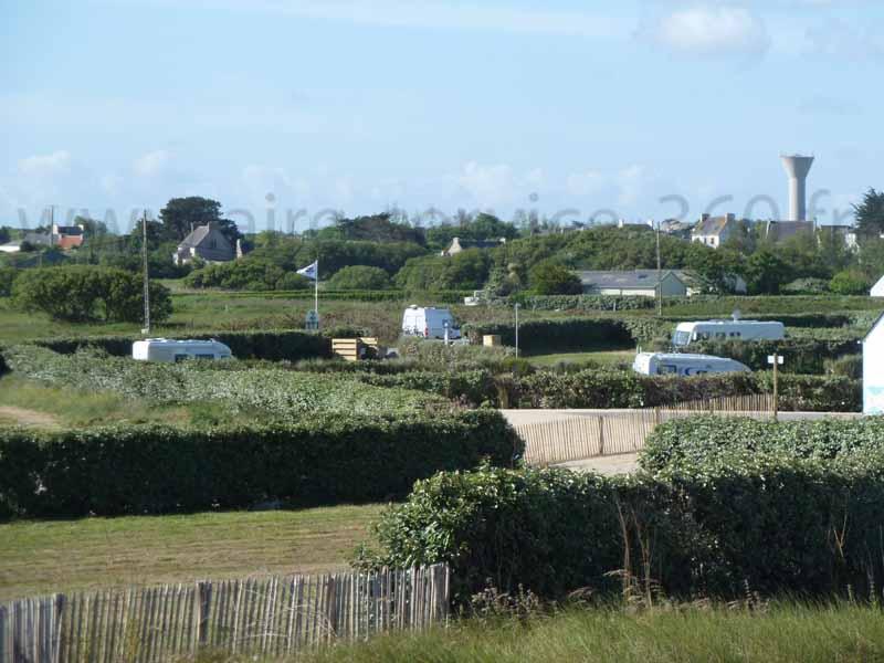 Aire Camping Car Gratuite En Bretagne