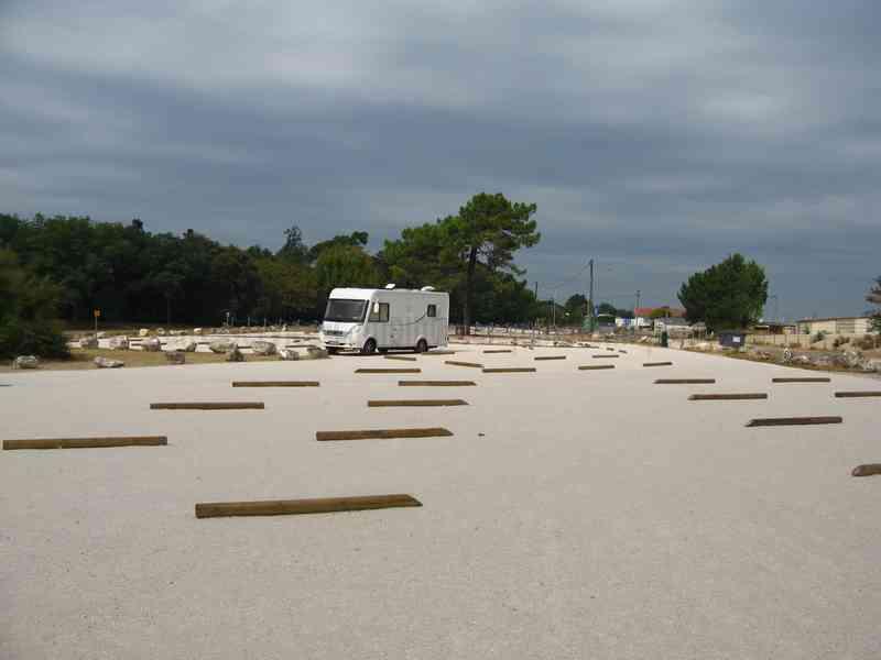 33 le verdon sur mer photos aires service camping - Office de tourisme le verdon sur mer ...