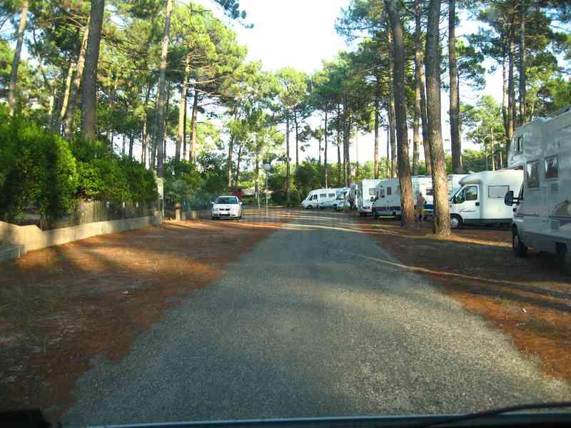 33 l ge cap ferret photos aires service camping car stationnement pour camping car - Lege cap ferret office de tourisme ...