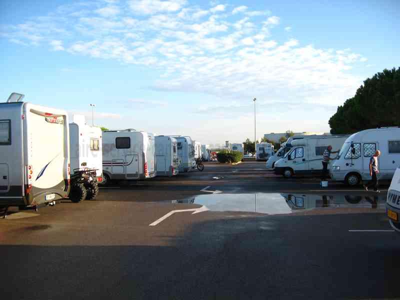 Parking Camping Car Palavas Les Flots