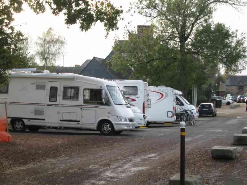 Carte Aire De Camping Car Gratuit En Ille Et Vilaine