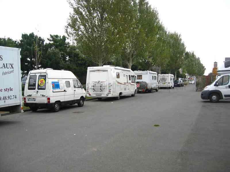 Aire De Camping Car Saint Malo