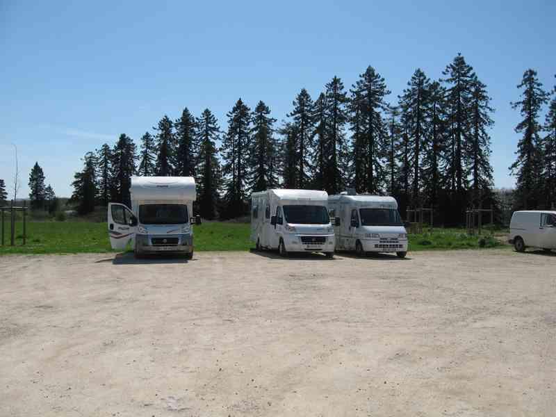 Aire De Camping Car Cheverny