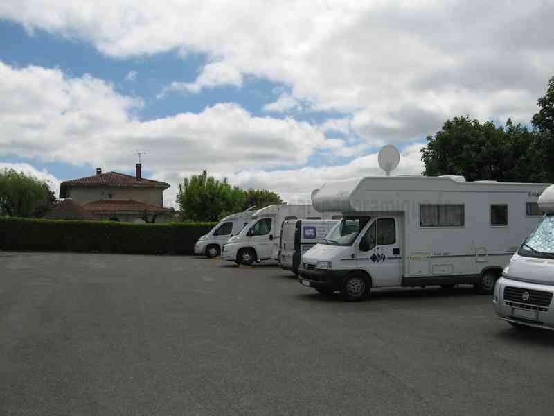 Aire Camping Car Alvignac
