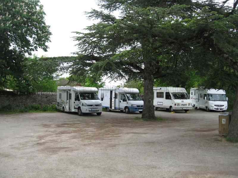 Aire Camping Car Fontet