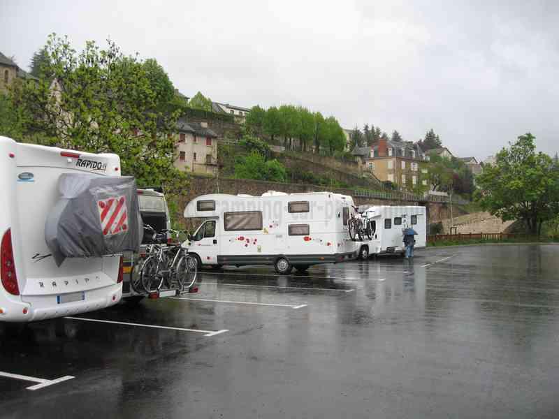 Aire Camping Car Gratuite Lot