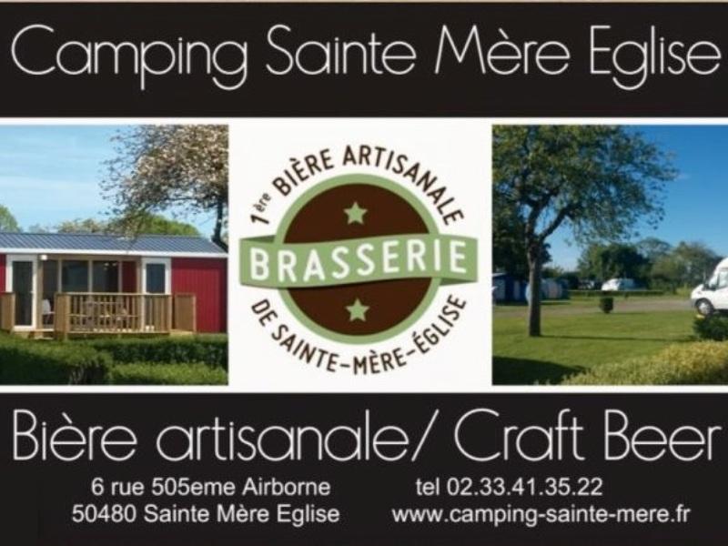 50 sainte m re eglise photos aires service camping - Office du tourisme sainte mere eglise ...