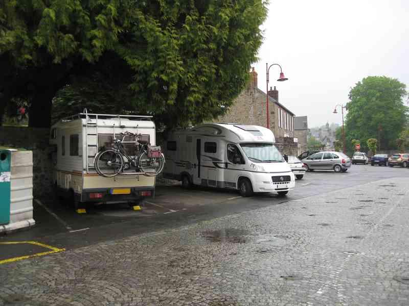 50 villedieu les po les photos aires service camping car stationnement pour camping - Office du tourisme villedieu les poeles ...