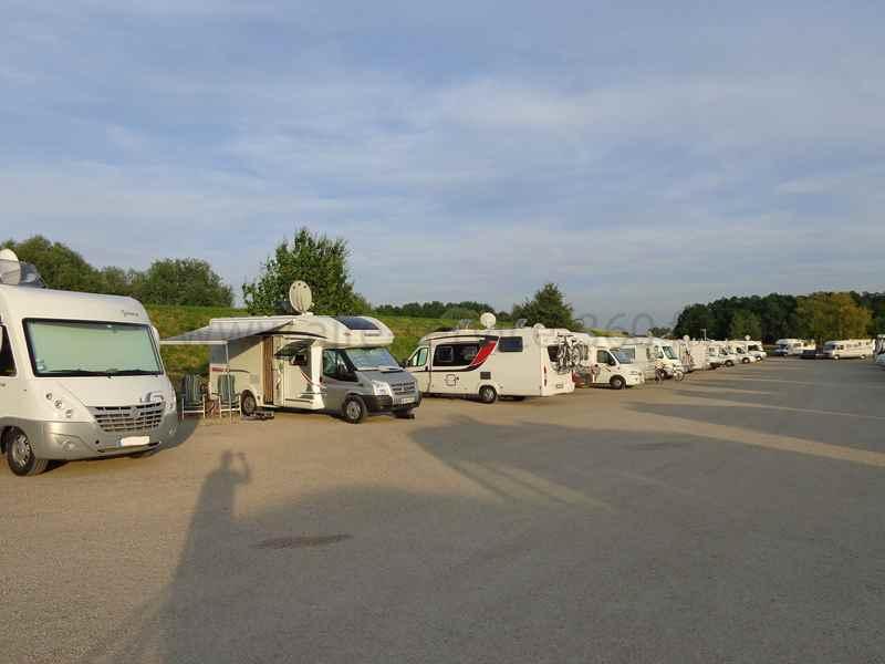Visite payante du camping car - 3 7