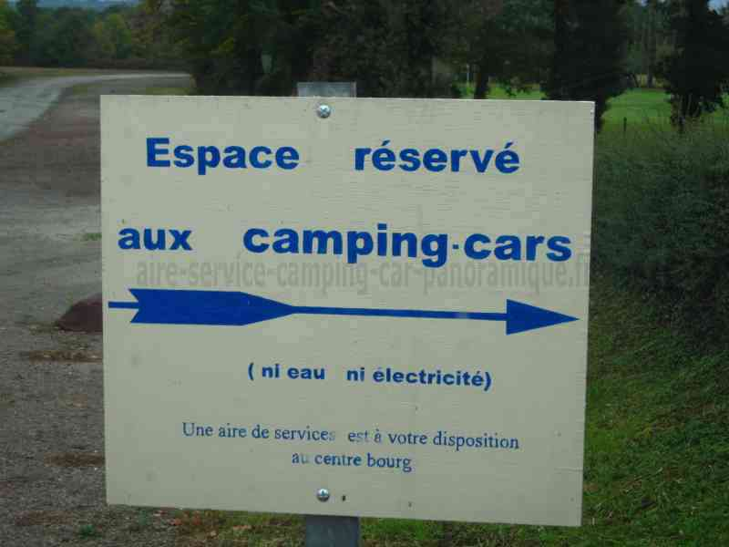 Parking Pour Camping Car Albi
