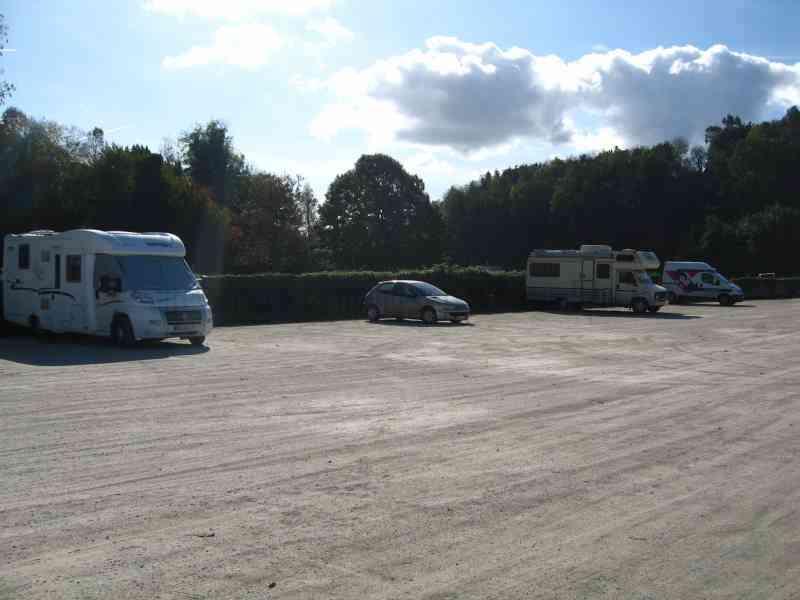 Aire Camping Car Riantec