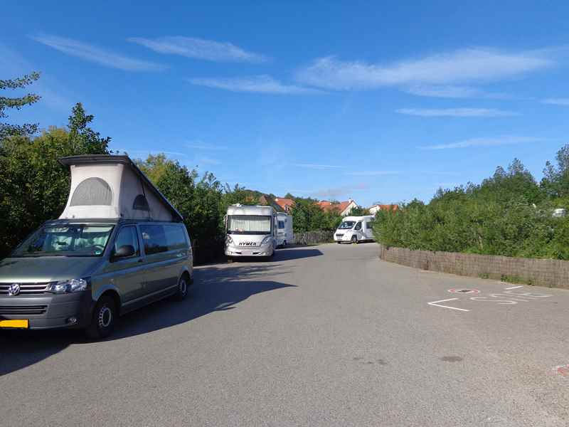 Camping Car Wissant