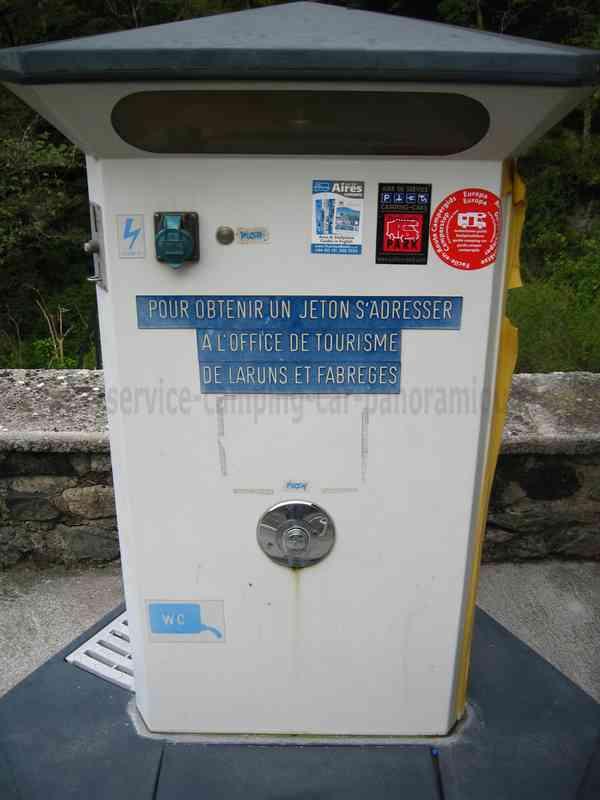 64 laruns photos aires service camping car stationnement pour camping car visites - Office de tourisme laruns ...