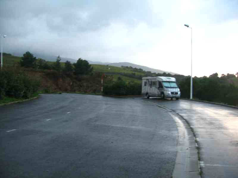 Aire Camping Car Collioure