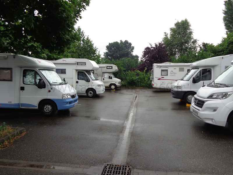 Vidange Camping Car Autoroute Allemagne