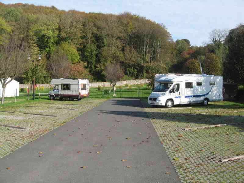Camping Car Stationnement Libre