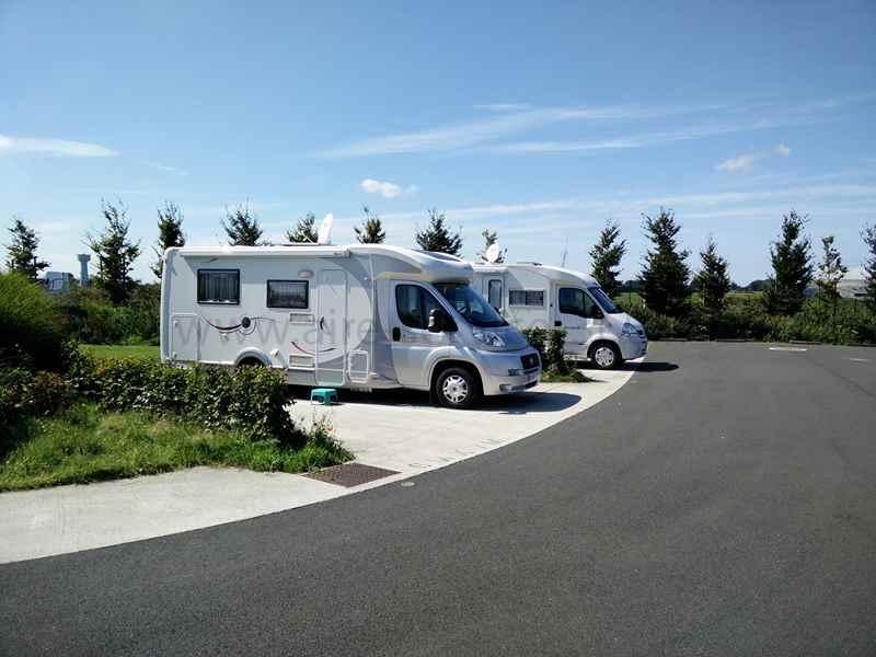 Aire De Camping Car Saint Romain De Colbosc
