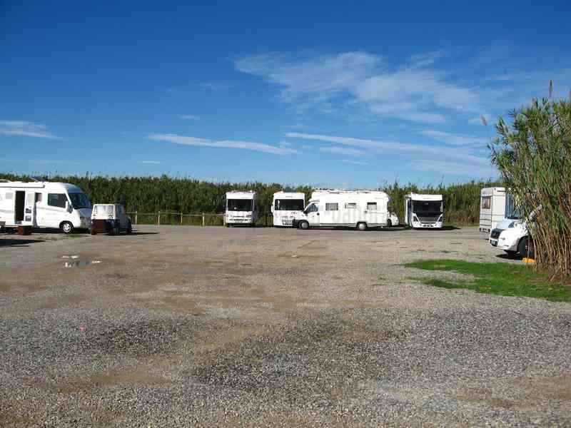 Prix Aire Stationnement Camping Car