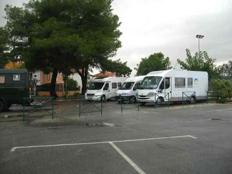 Aire De Camping Car Saint Mandrier