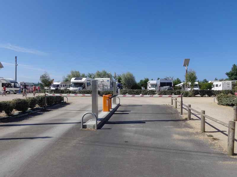 85 la gueriniere photos aires service camping car stationnement pou - Camping la gueriniere noirmoutier ...
