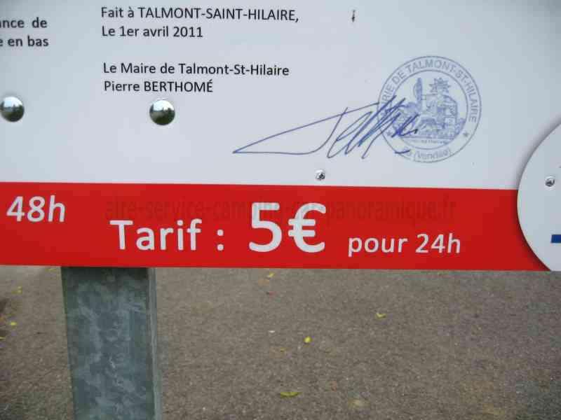 85 talmont saint hilaire photos aires service for Garage talmont saint hilaire